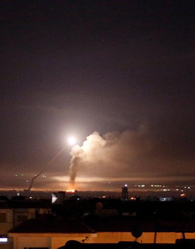 Suriye ordusu: İsrail'in saldırısında 3 kişi öldü