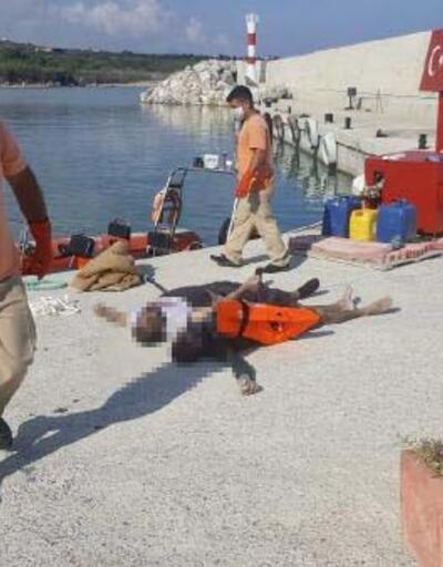 KKTC'de sahile 9 göçmen cesedi vurdu