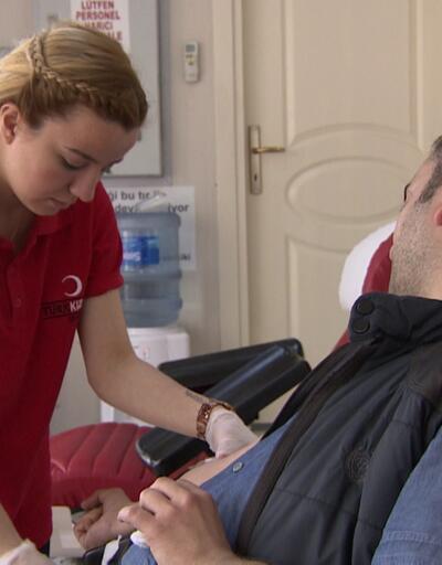 Kızılay'dan kan çağrısı: Oruç tutmak kan vermeye engel değil