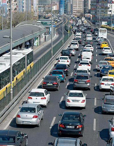 İBB, İstanbul'un trafik raporunu açıkladı