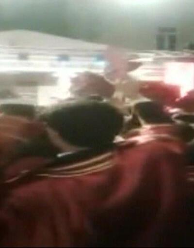 İzmir Atatürk Lisesi'nde marş krizi