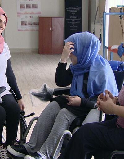 Engelliler seslerinin duyulmasını istiyor