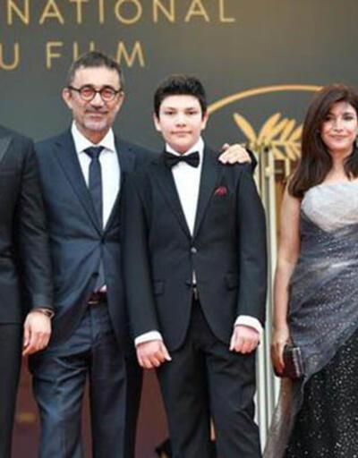 Nuri Bilge Ceylan'ın filmi Cannes'da ayakta alkışlandı