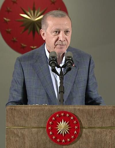 Cumhurbaşkanı Erdoğan: Siyaseti de boş bırakmayın