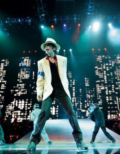 Michael Jackson'ın 'This Is It' sahnesi Antalya Expo'da yeniden canlandırılacak