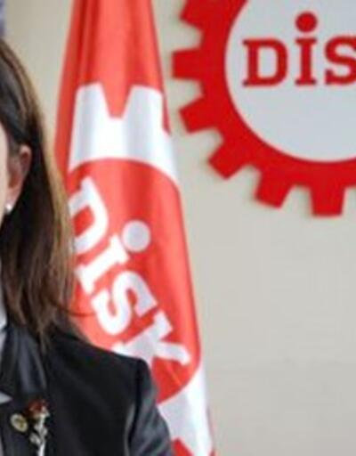 DİSK'in tarihinde bir ilk: Arzu Çerkezoğlu başkan