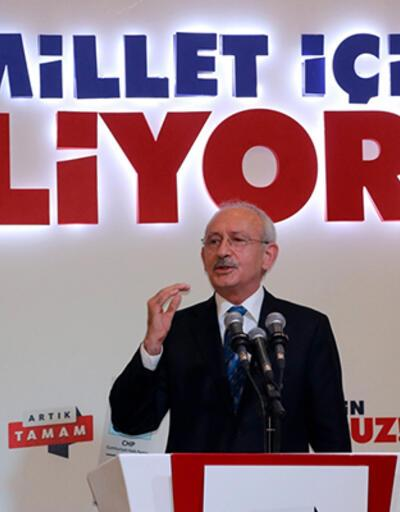 CHP lideri Kemal Kılıçdaroğlu: 'Eski sisteme dönmek istemiyoruz'