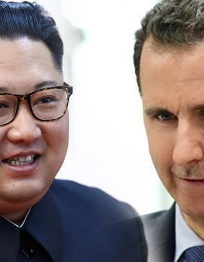 Esad Kim Jong Un'la görüşecek