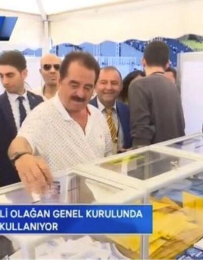 Fenerbahçe Kongresi'ne ünlü akını
