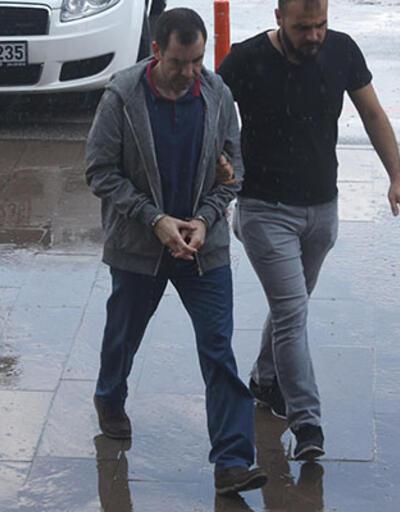 'Askeri casusluk davası'nın hakimi Yunanistan'a kaçarken yakalandı