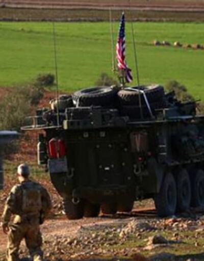 ABD askerleri ve zırhlıları Irak'ta konuşlandı