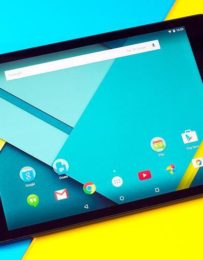 Google tablet bölümünü yanlışlıkla kaldırdı!