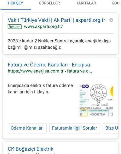 AK Parti'den şaşırtıcı duyurular
