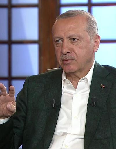 Cumhurbaşkanı Erdoğan: Millet Bahçesi, Central Park'ın 4 katı büyüklüğünde olacak