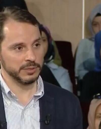 Bakan Albayrak'tan 'bor' açıklaması