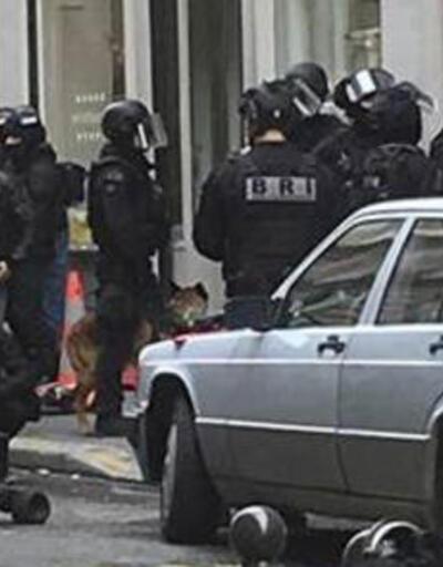 Paris'te rehine alarmı! Saldırgan yakalandı
