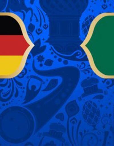 Almanya - Meksika / Dünya Kupası / Panzerlerin ezici üstünlüğü