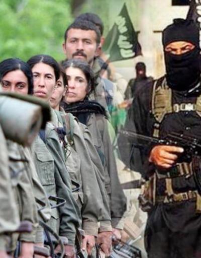 İngiliz basını duyurdu: PKK ve DEAŞ arasındaki anlaşma ortaya çıktı