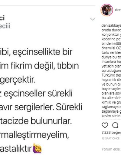 Pınar Altuğ'dan Hilal Cebeci'ye: Gerizekalı...