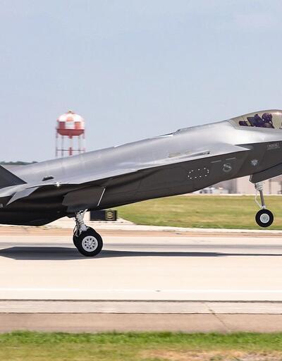 Pentagon'dan F-35 açıklaması: Perşembe günü teslim ediyoruz