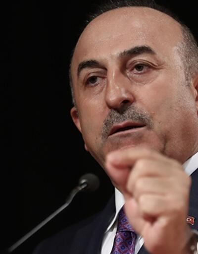 Dışişleri Bakanı Mevlüt Çavuşoğlu'ndan 'Golan Tepeleri' açıklaması