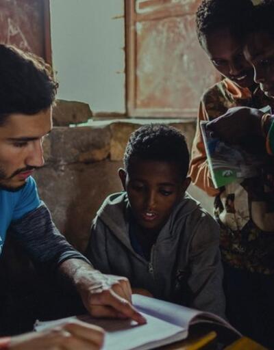 Nuri Şahin'den Etiyopya'da anlamlı hareket
