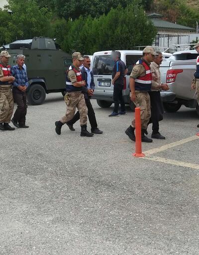 PKK/KCK operasyonunda 5 gözaltı