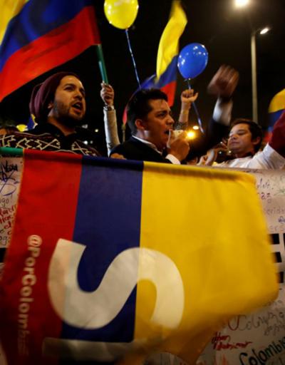 Kolombiya'da yolsuzluk karşıtı oylama