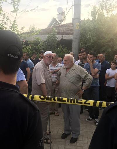 Evine gelen imamı av tüfeğiyle vurdu, halk linç etmek istedi
