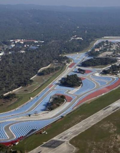 F1 Fransa Grand Prix'i 17.10'da başlayacak