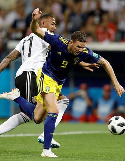 Almanya - İsveç maçında VAR skandalı