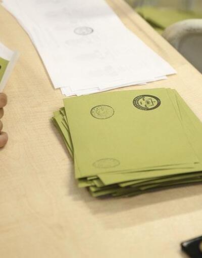 Bu köyde oy verme işlemi 32 dakika sürdü