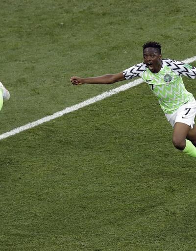Babangida: Arjantin iyi ama gruptan Nijerya çıkar