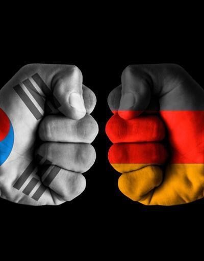 Güney Kore - Almanya maçı muhtemel 11'leri
