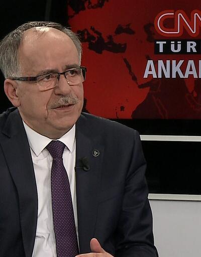 Mustafa Kalaycı seçim sonuçlarını CNN TÜRK'te değerlendirdi