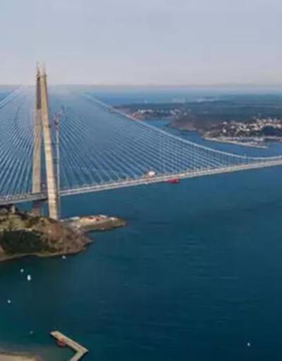 Yavuz Sultan Selim Köprüsü'ne Çinli ortak geliyor