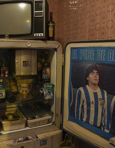 Gidemeyenler için Maradona müzesi