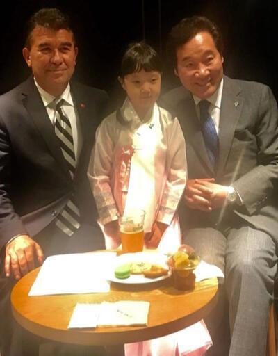 Güney Kore Başbakanı, Ayla filmini gözyaşları içinde izledi