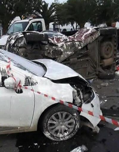 TÜİK açıkladı: 2017 trafik kaza istatistikleri