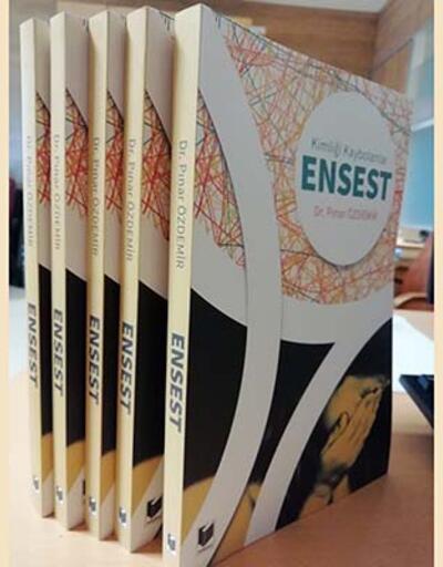 Dr. Pınar Özdemir'den sarsıcı ensest kitabı: 'Kimliği Kaybolanlar - Ensest'
