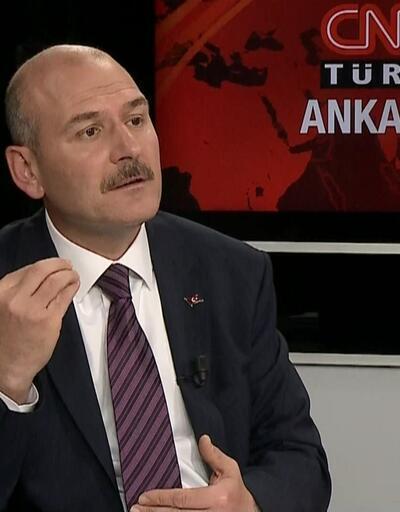 Bakan Süleyman Soylu'dan CHP talimatı ve Pervin Buldan açıklaması