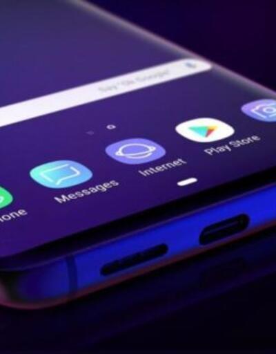 Samsung telefonlarda müthiş açık