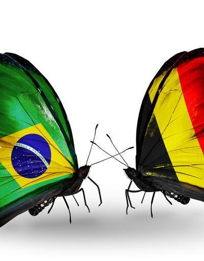 Brezilya - Belçika maçı muhtemel 11'leri