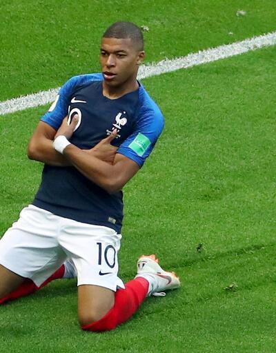 Dünya Kupası'nın fenomen futbolcusu açıklandı