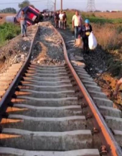 TBMM Başkanlığı'ndan tren kazasıyla ilgili açıklama