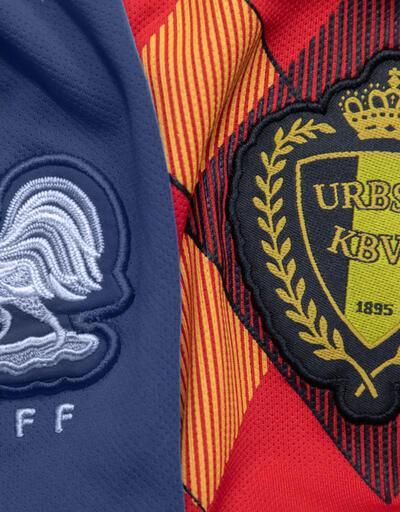 Fransa - Belçika maçı muhtemel 11'leri