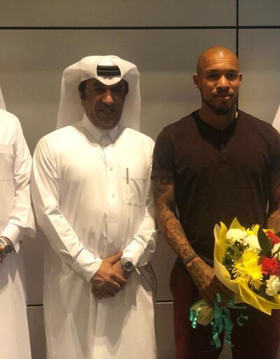Nigel de Jong Katar'a transfer oldu