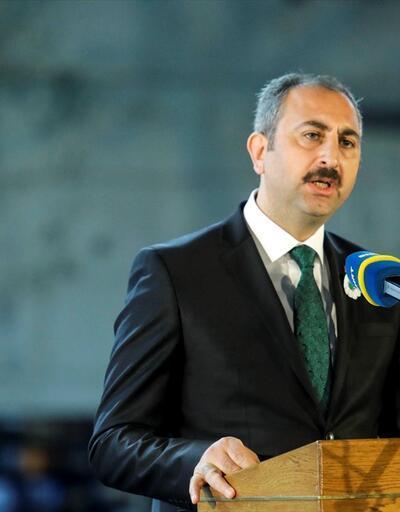 Adalet Bakanı Gül'den AİHM'in Demirtaş kararına tepki