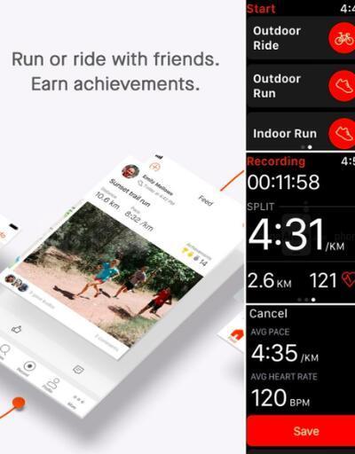 Apple Watch için en iyi fitness uygulamaları