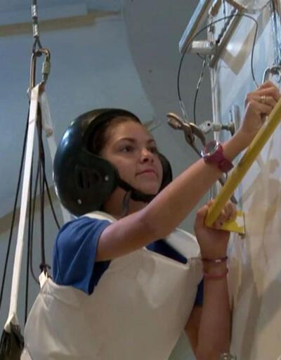 17 yaşındaki astronot Mars'a ayak basan ilk insan olacak